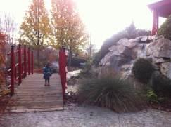 Parque de los sentidos Noain