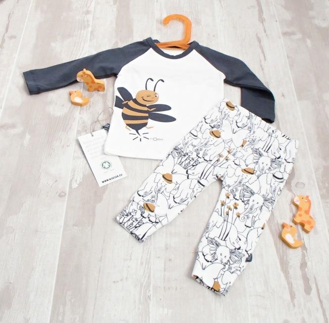 conjunto pants blanco elefantes y camiseta abeja.jpg